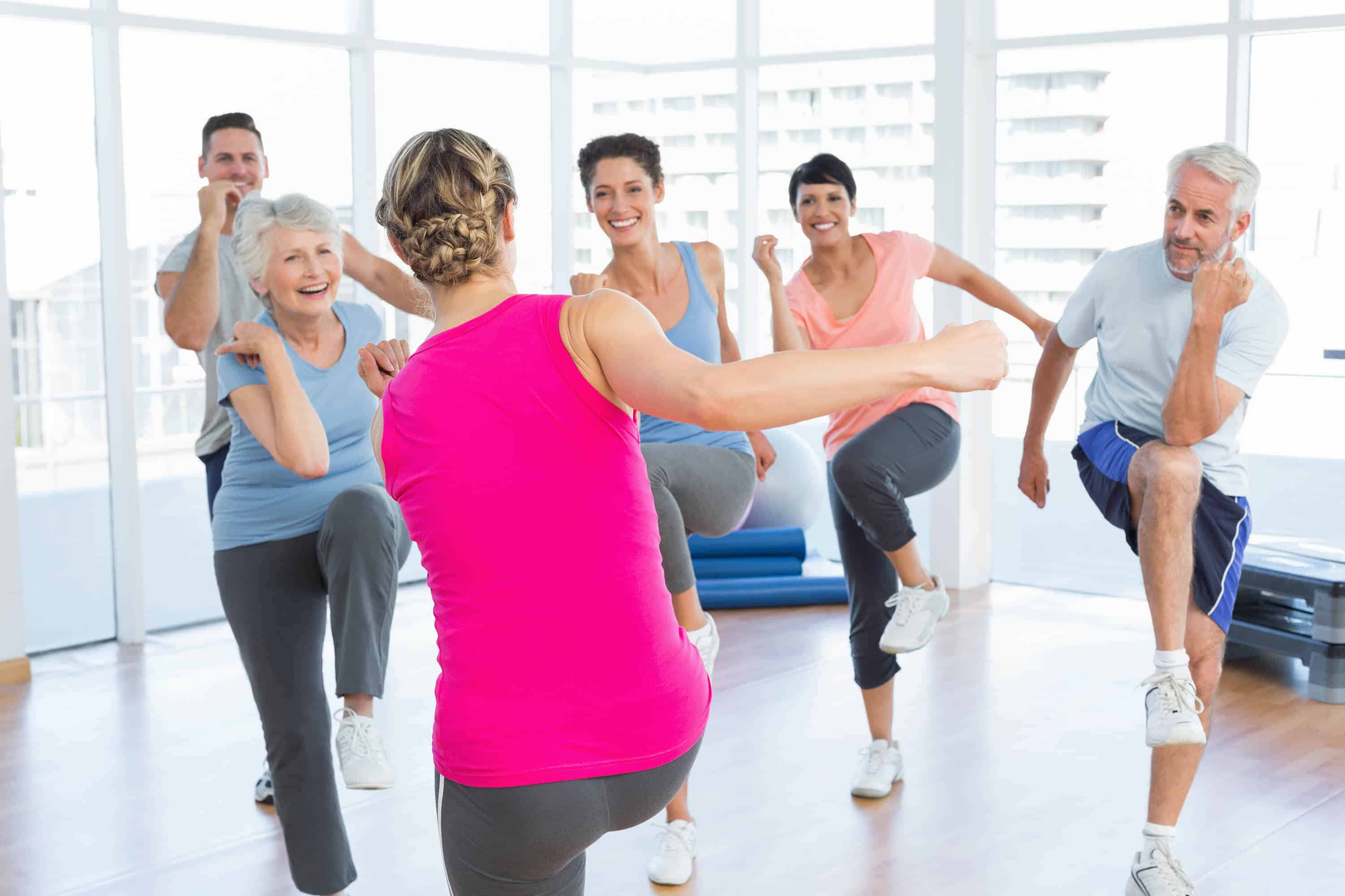 A Safe Approach To Staying Active And Independant