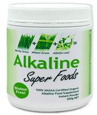 alkaline green superfoods