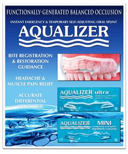 aquilizer temporary splint tmj