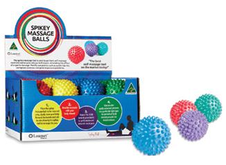 spikey ball massage