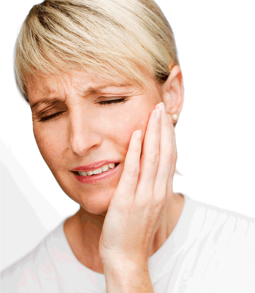 Jaw Problems and Head Pain